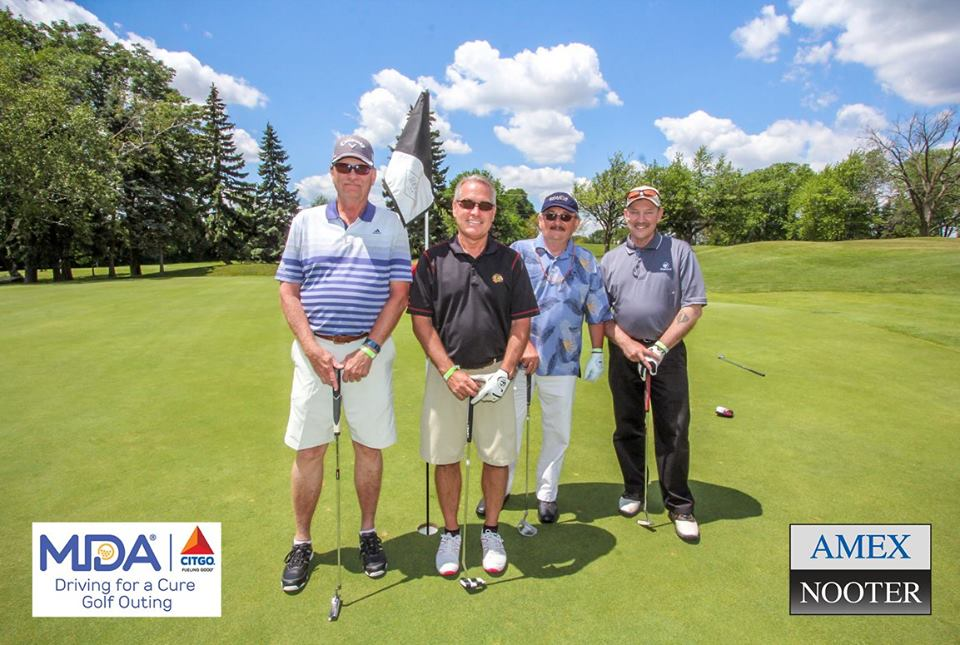 CITGO / MDA Driving for a Cure Golf Outing