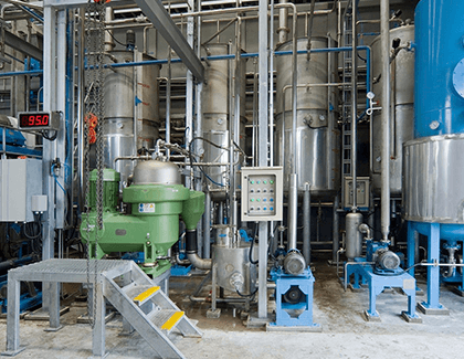 Batch Production Facility – Detail Engineering